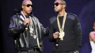 Kanye West / Jay-Z - Get 'Em High & Lucifer REMIX