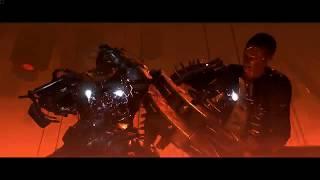 Resident Evil 6 Jake vs Ustanak