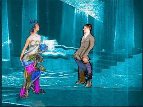 Aelita, Queen of Mars, the Silent Musical -- Kiss My Lips