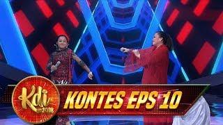 Memang Terbaik Duet Maut Master Bertha Dengan Niken [Prau Layar] - Kontes KDI Eps 10 (17/8)