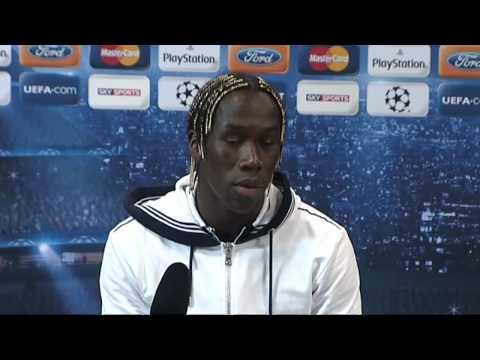 Bacary Sagna wants Champions League glory with Arsenal