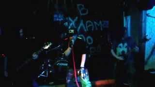 10 100 110 10 - Чёрный Таракан Ненависти (Live Хлам) (2 Камеры)