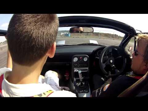 James Hayward & James Cribb - EDC Track DWYB 29/8