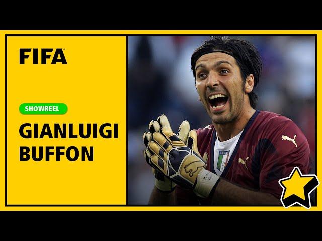 Gianluigi Buffon Showreel | Best Saves