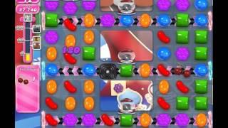 Candy Crush Saga Level 1377 (No booster)