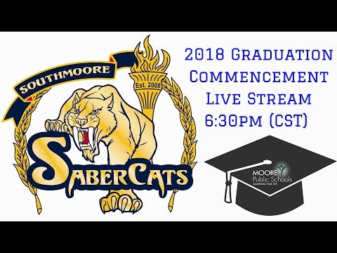 Southmoore High School 2018 Graduation Ceremony