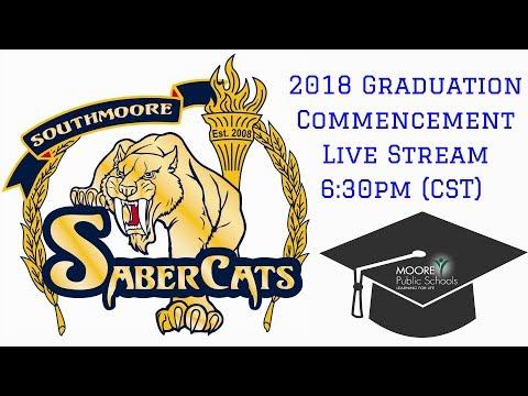 Southmoore High School 2018 Graduation Ceremony