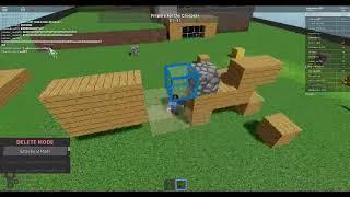 Roblox Creeper CHAOS (Testing)