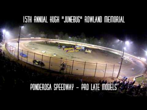 Ponderosa Speedway Pro Late Model Track Cam