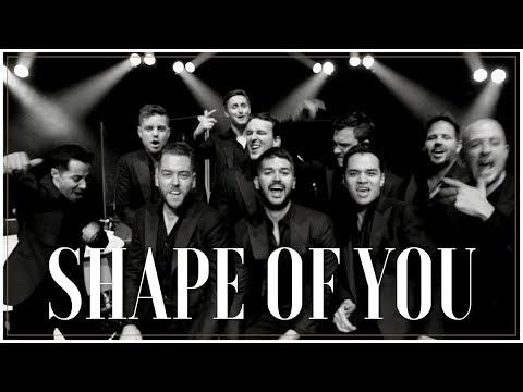 Ed Sheeran 'Shape Of You' (Cover by The Ten Tenors)