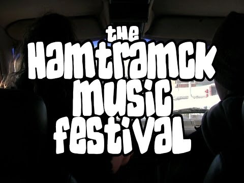 """The Hamtramck Music Festival feat. """"Blue Lightning"""" by Bars of Gold"""