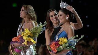 Steve Harvey Announced the WRONG Miss Universe Winner?! | What's Trending Now