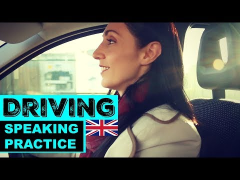 Talk About DRIVING | IELTS English Speaking Practice | Have a Real Conversation