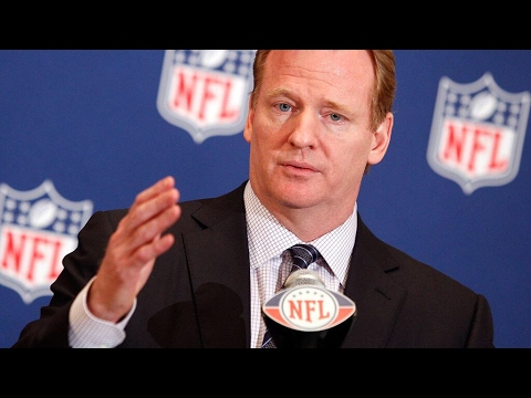 Roger Goodell Press Conference 2017 NFL Spring League Meeting Recap