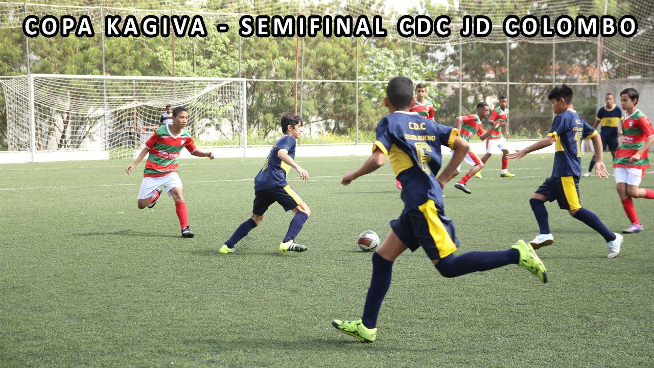 cba94e8c4a Semifinal - Copa Kagiva CDC Jd Colombo. Esporte Escolar
