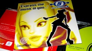 "(SEGA Sounds) Space Channel 5 ""Mexican Flyer"" (2000) ALL REMIXES!"