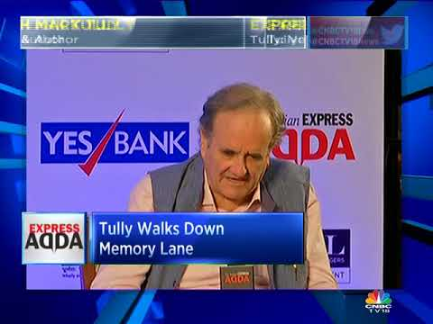 Tully Unplugged  And Candid   Express Adda With Mark Tully: PART 2