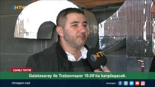 (CANLI YAYIN) Galatasaray-Trabzonspor maçı öncesi son gelişmeleri NTV ekibi aktarıyor
