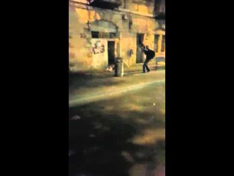 תיעוד חיסול המחבל בתחנה המרכזית בירושלים