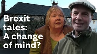 Brexit tales: Have opinions changed in this Wiltshire village?