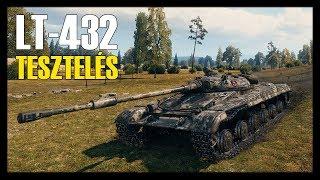WoT | LT-432: A tank első tesztelése | 2018-11-11