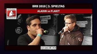 BRB 2018 | 3. Spieltag - Aladin vs Flakit