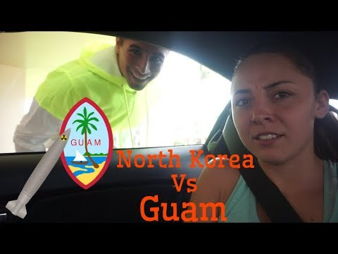 North Korea Is Going To Bomb Us! | Guam Vlog 38