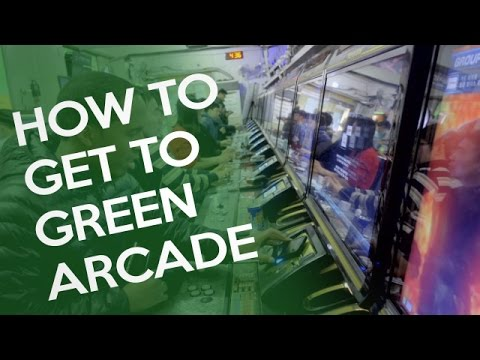 Tekken 7: How to Get to Green Arcade