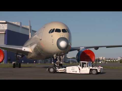 [A350-1000 prend des couleurs!]