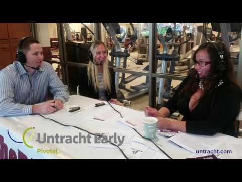 Untracht Early radio interview on accounting with WRRC the Bronc