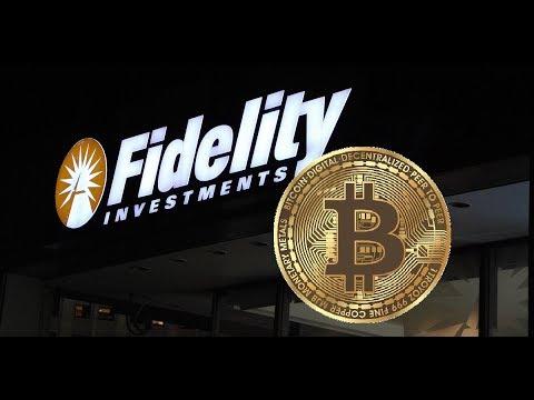 Fidelity Digital Assets Custody Service Is Live