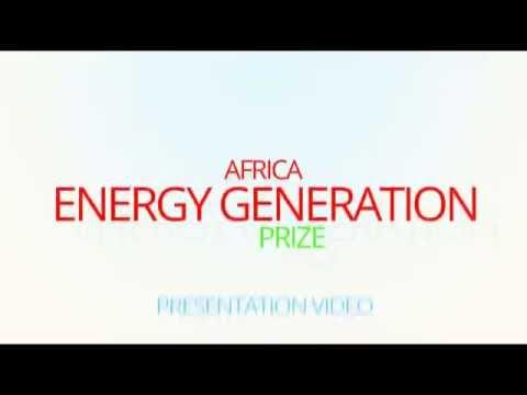 Présentation du projet: Africa Energy Generation Prize