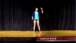 Tom C Clark Horn Line Set 1 Choreography (Shift 2012)