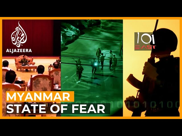 Myanmar: State of Fear - 101 East exposes a secret interrogation centre and claims of torture