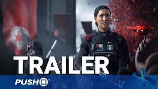 Star Wars Battlefront 2 PS4 Starfighter Assault Gameplay Demo | PlayStation 4 | Gamescom 2017