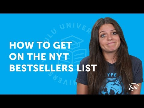 how-to-get-on-the-nyt-bestsellers-list