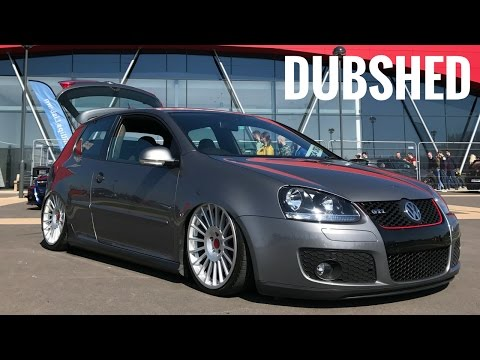DUBSHED 2017 - Modified Car Show Northern Ireland - Stavros969