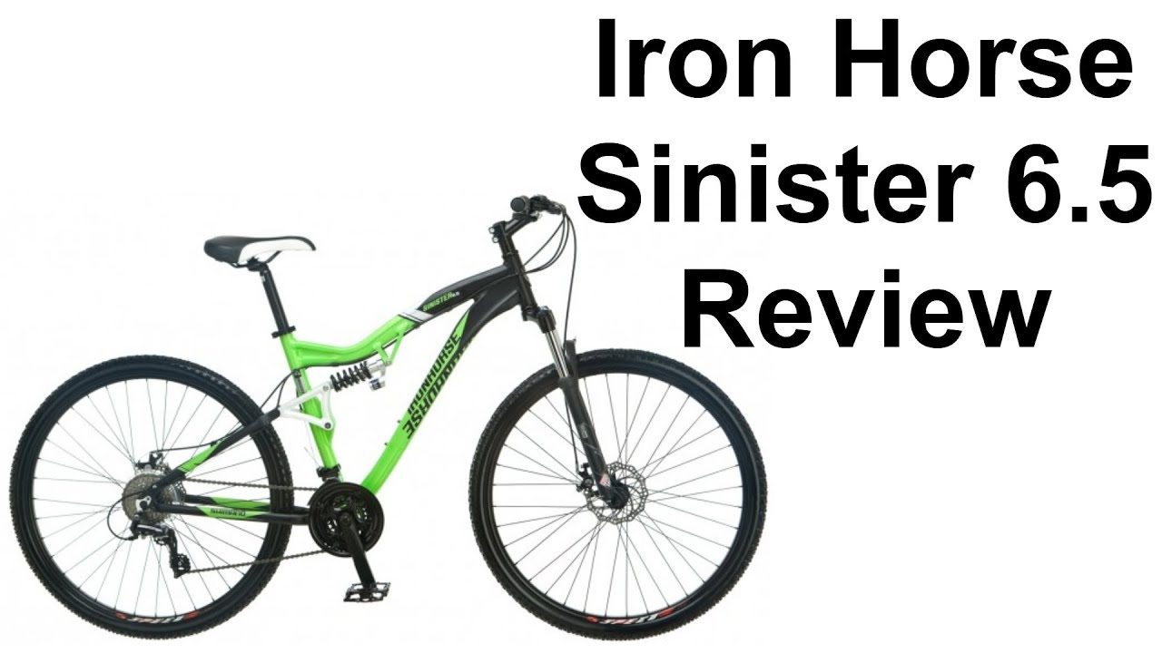 Walmart Mountain Bike Iron Horse 29\