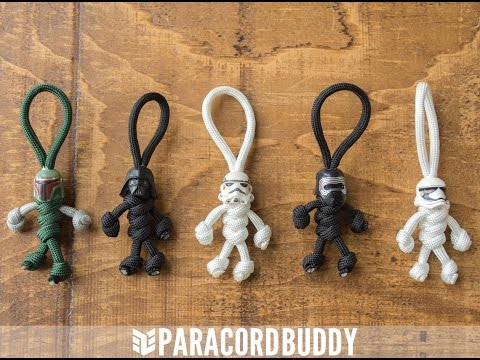 How To Make A Voodoo Doll Paracord Buddy Doovi