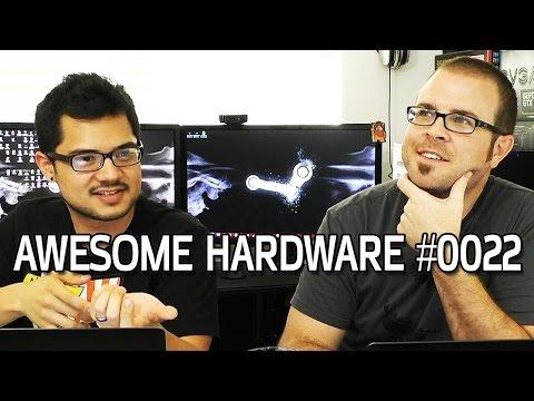 Awesome Hardware #0022A - 5.2GHz Skylake OC, Johnson, Ashley Madison Swordfight