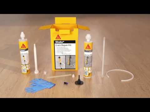 Sikadur Repair Kit For Concrete