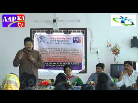 Weekly Event at Ravindra Bharathi School Sainathapuram AS Rao Nagar
