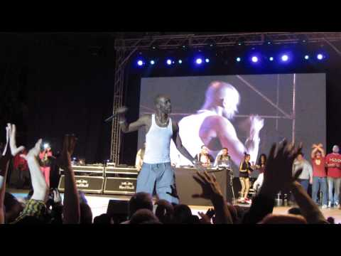 DMX - Lord Give Me A Sign Live in Warsaw
