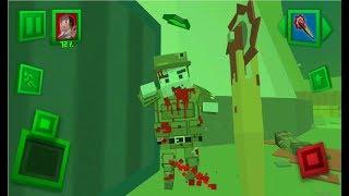 ► #4 ZIC Zombies in City — Island survival & Pixel Gun - Android Gameplay