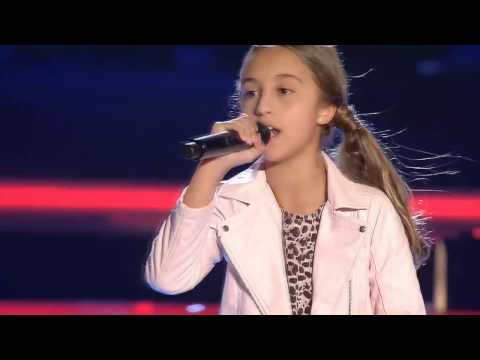 """Aitana: """"Corazón En La Maleta"""" – Las Batallas - La Voz Kids 2017"""