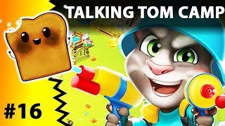 TALKING TOM CAMP - Co to jest Puddle?