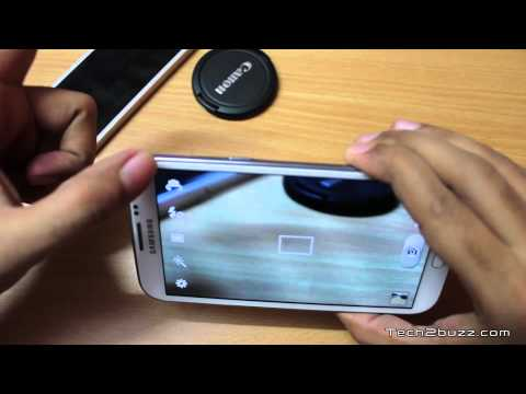 Samsung Galaxy Note Camera Review