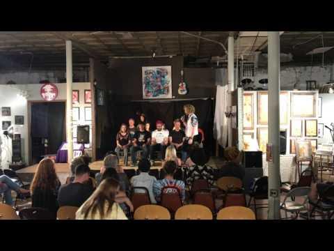 Kegan Remmey Comedy Hypnosis Show - Denver Art Society