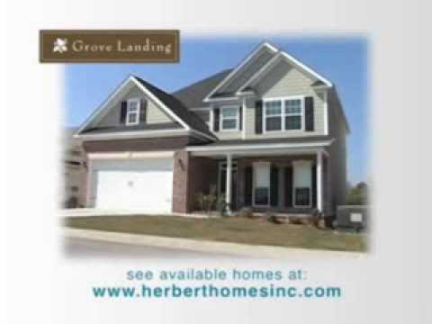 Herbert homes inc commercial custom home builders for Designer homes augusta ga