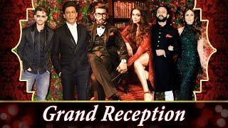 UNCUT - Deepika Ranveer GRAND Star-Studded Reception Party In Mumbai 2018 | Full EVENT HD